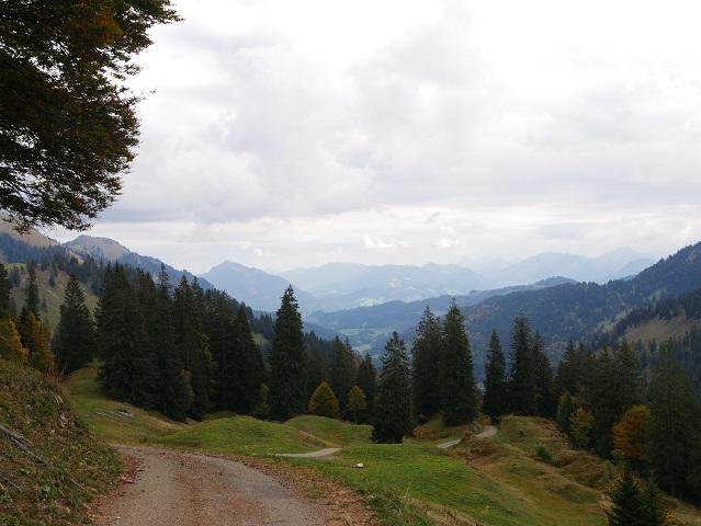 Grüntenblick aus dem Gunzesrieder Tal