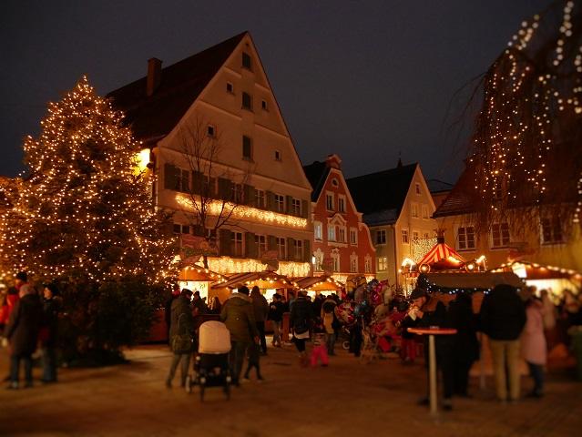 Weihnachtsmarkt Mindelheim