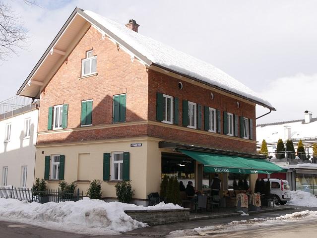 Café Muckefuck in Marktoberdorf - Außenansicht