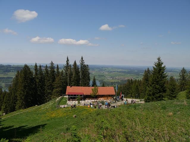 Alpe Blösse am Rundweg Reuterwanne