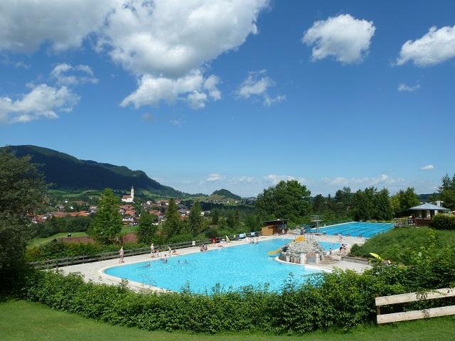 Sommer, Sonne, Freibad: die schönsten Freibäder im Allgäu