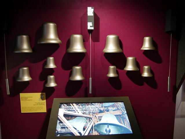 Glocken zum Selberläuten im Zumsteinhaus