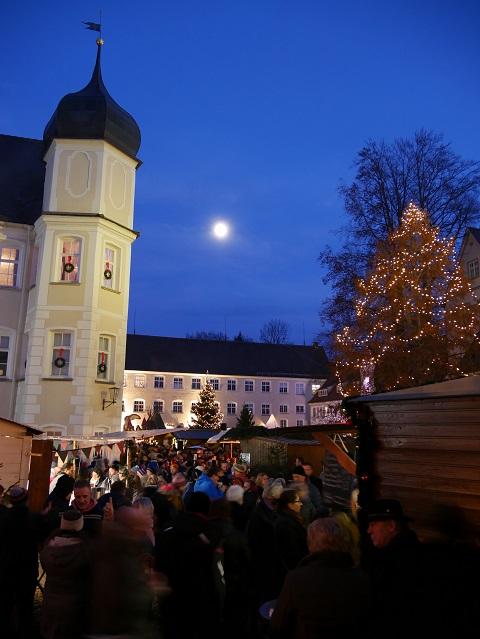 Isnyer Schlossweihnacht