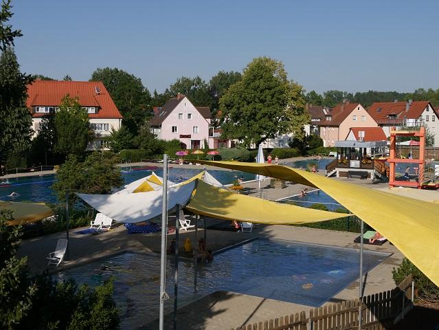 JOrdan-Freibad in Kaufbeuren