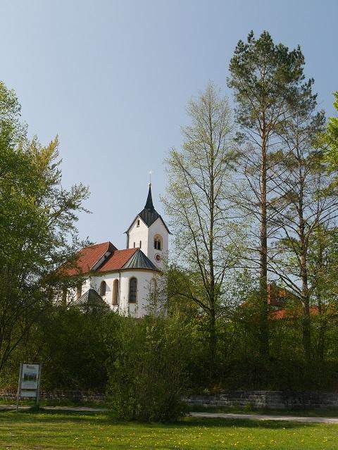 Kirche St. Walburga in Weißensee
