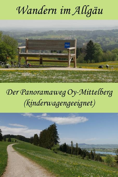 Panoramaweg Oy-Mittelberg