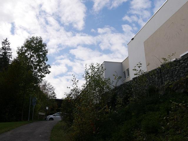 An der Rehaklinik Enzensberg