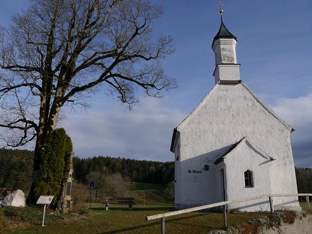 Rosina-Kapelle in Wenglingen