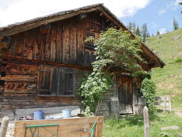 Alpe Vordere Stillberg bei Balderschwang