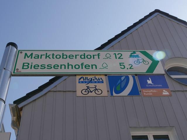 Radtour Kaufbeuren – Füssen: Genussradeln mit toller Aussicht