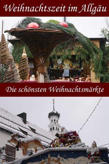 Die schönsten Weihnachtsmärkte im Allgäu