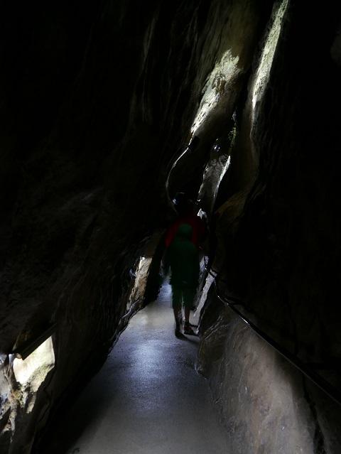 im ersten Teil der Sturmannshöhle