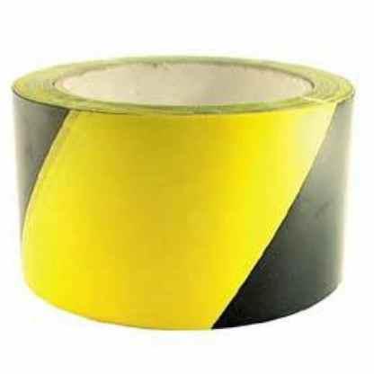 Markierungsband Gelb Schwarz