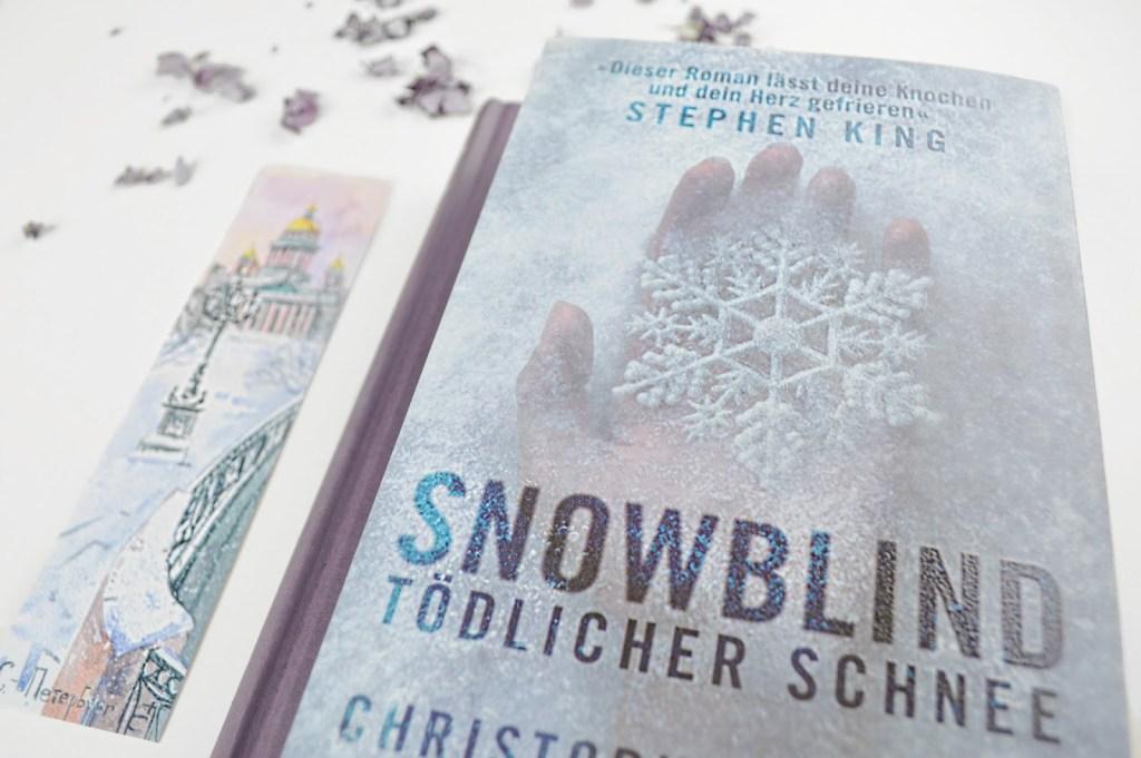 Rezension zu Snowblind : Tödlicher Schnee von Christopher Golden