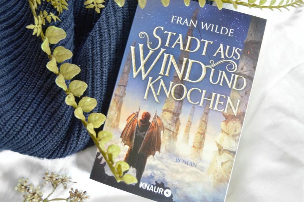 Rezension | Stadt aus Wind und Knochen von Fran Wilde