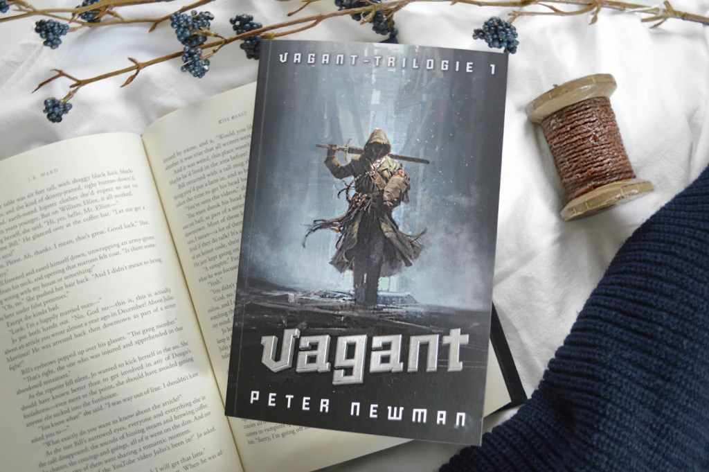 Rezension | Vagant von Peter Newman