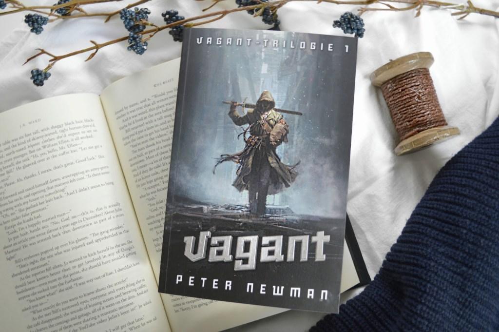 Rezension | Vagant von Peter Newman