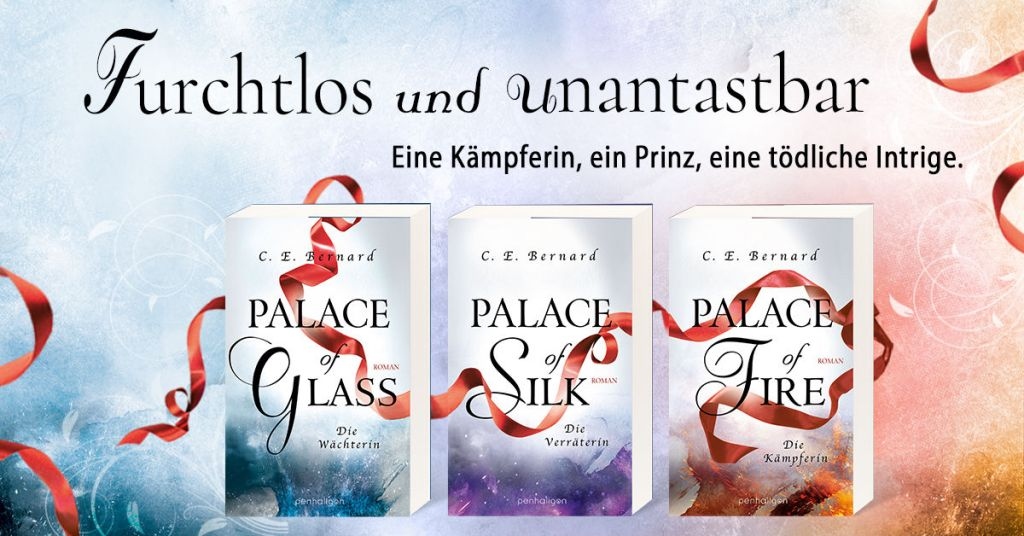 Rezension | The Palace of Glass – Die Wächterin von C. E. Bernhard