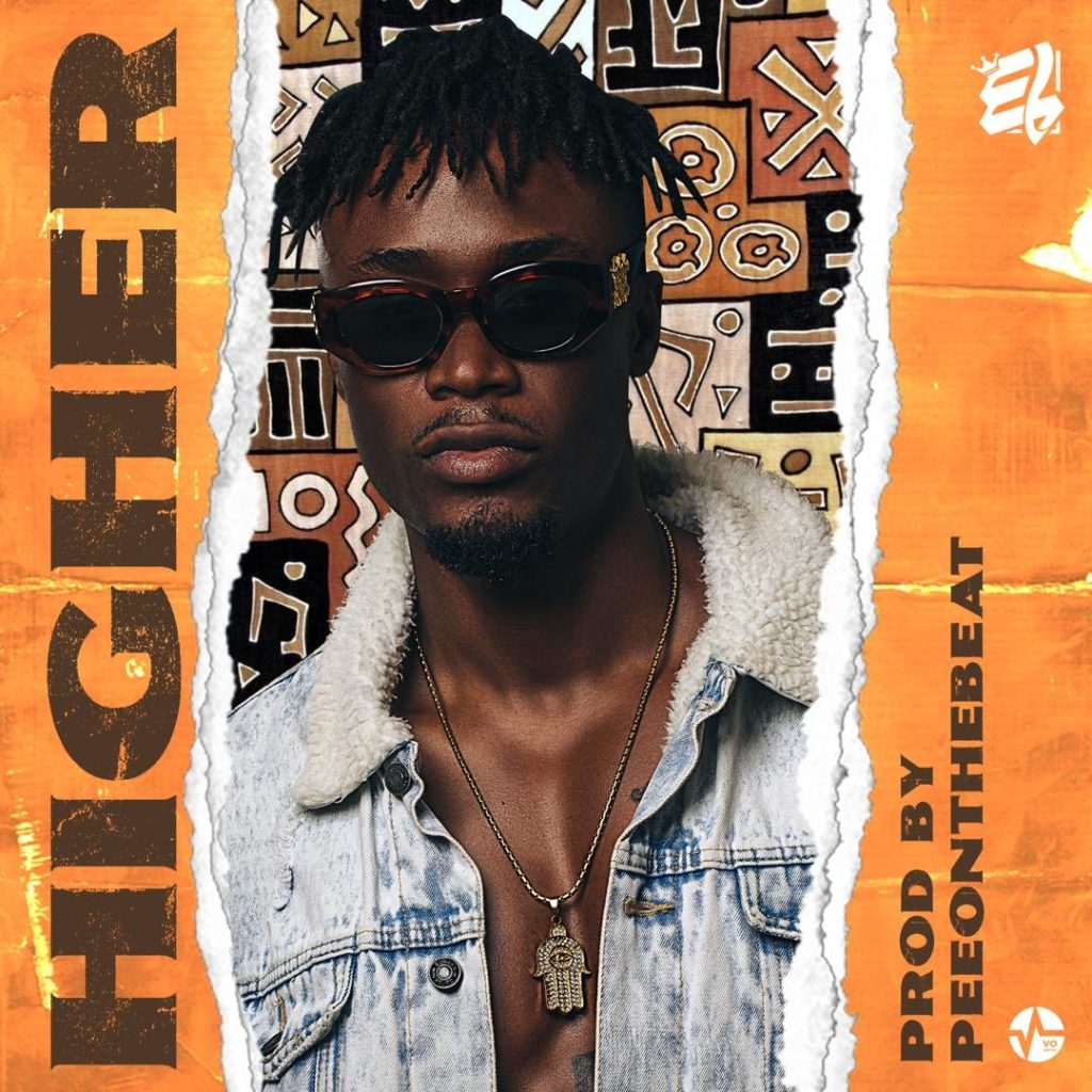 VO Nation artist E.L releases a spectacular song titled Higher.