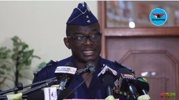 President Fires IGP, Deputy Takes Over