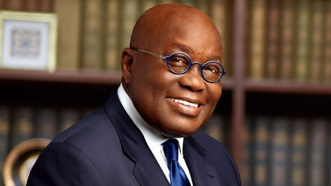 I Am Not A Clearing Agent, Recommendations From Institutions Clear People - AKufo Addo