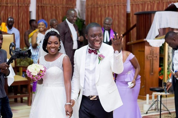 We Met On Facebook - Couple Say As They Celebrate Anniversary