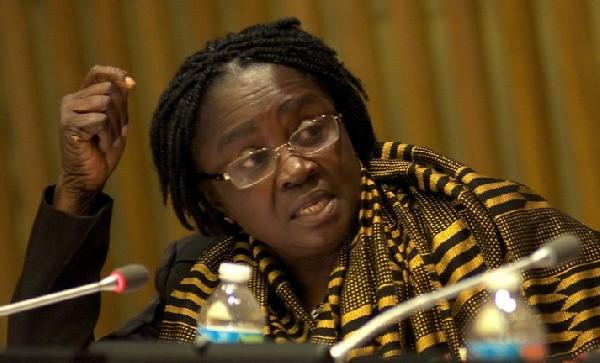 Mahama's 'Bush' E-block Classrooms Were For A Good Reason - Prof. Jane Naana Opoku Agyemang
