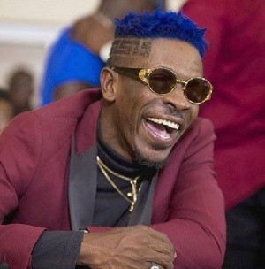 Shatta Wale Wins Most Influential Man Of The Year Award 2019
