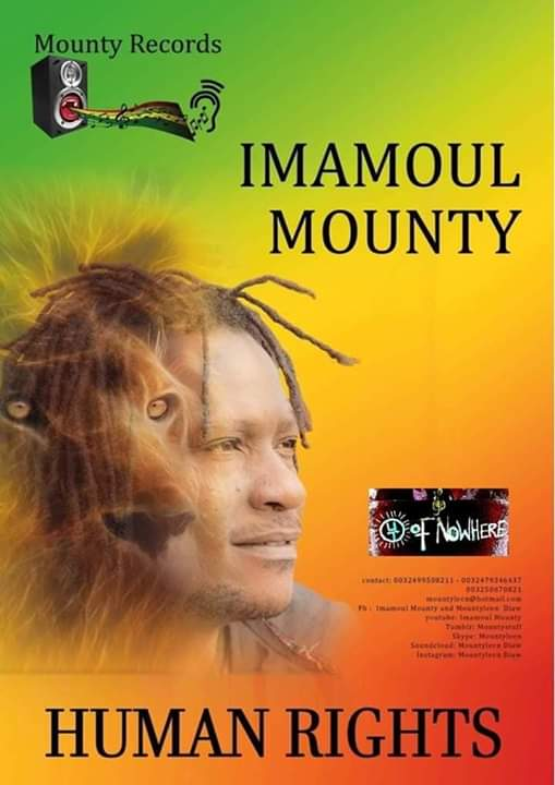 Imamoul Mounty To Deliver Handicap Supplies To Disabled In Africa After 'Human Rights EP'