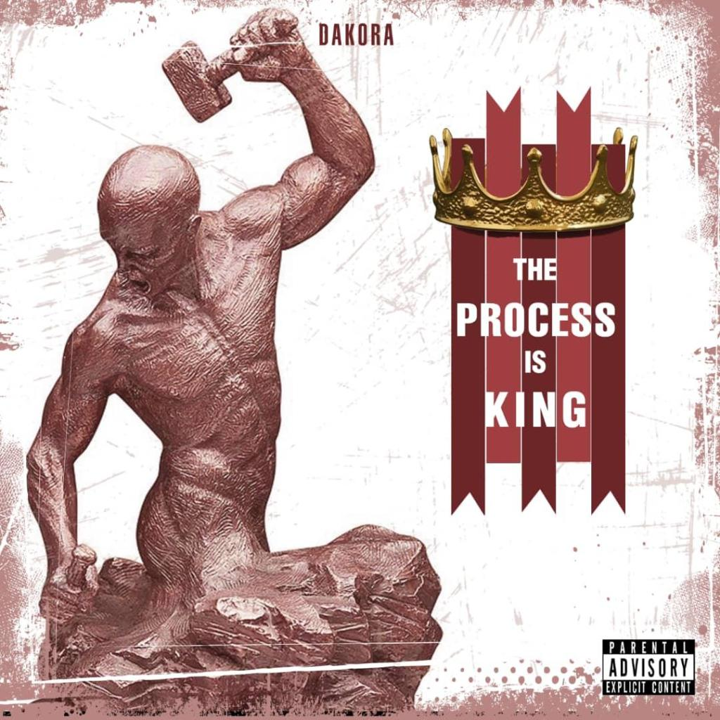Dakora, Ghanaian versatile fast-rising musician also known as RC the Rapper of 2Kornerz music group is finally out with his top-charting EP titled the Process Is King