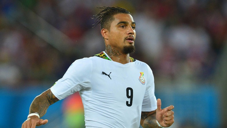 Kevin Prince-Boateng: Choosing Ghana over Germany was a great decision