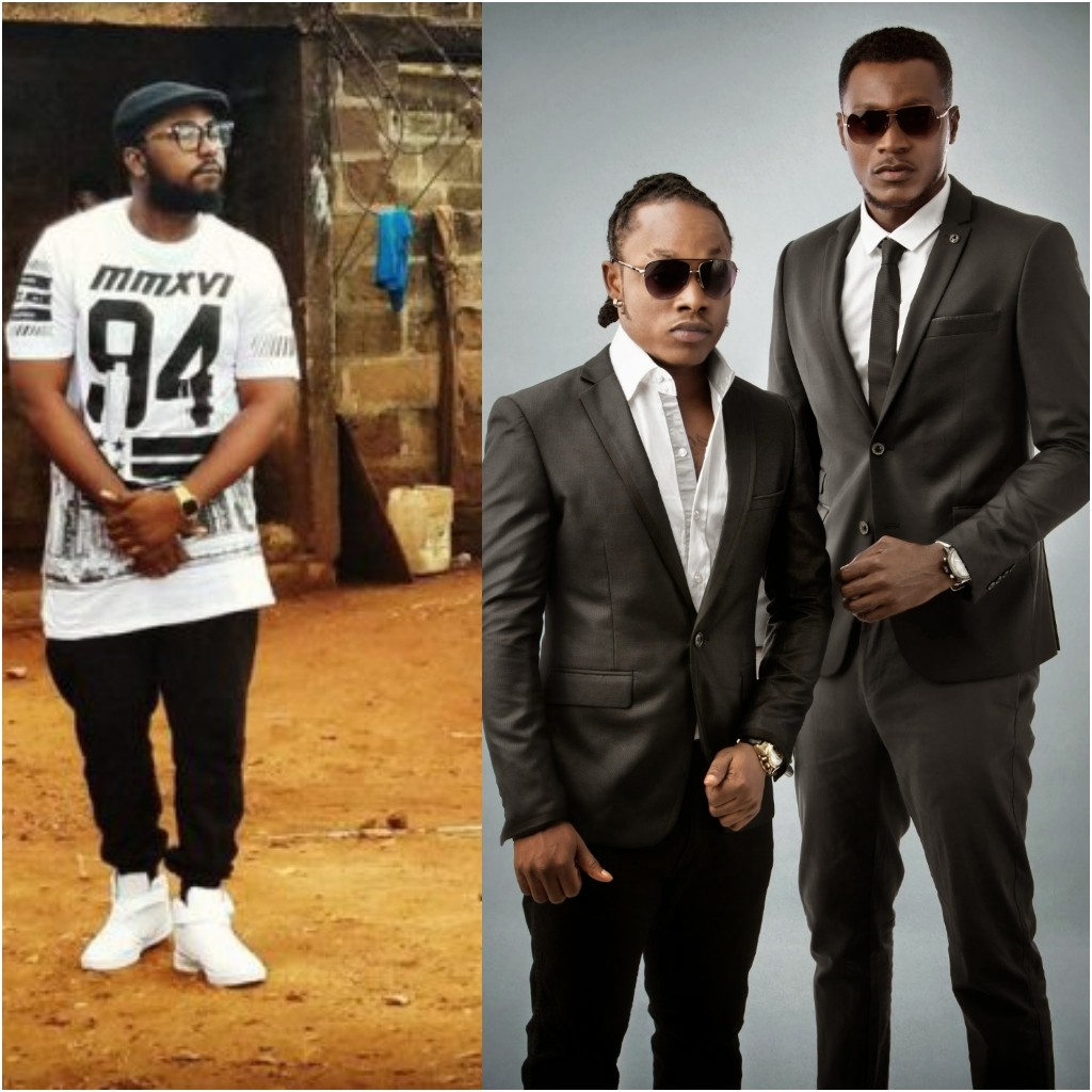 """Video: """"Take Your Azonto, Let's Also Take Our Music"""" Keche Barks At Gasmilla"""