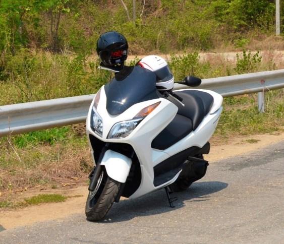 Thailand Honda Forza 300cc