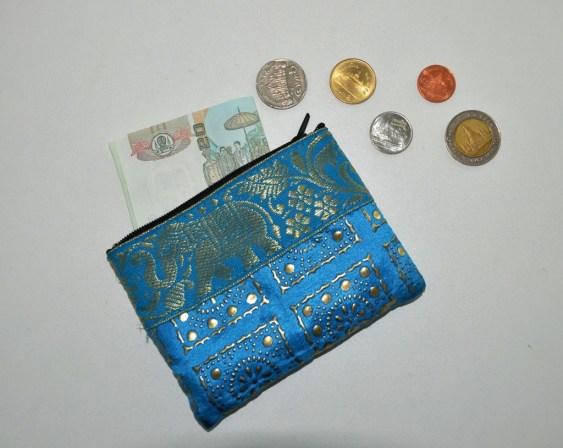 Thai Baht Money Wallet