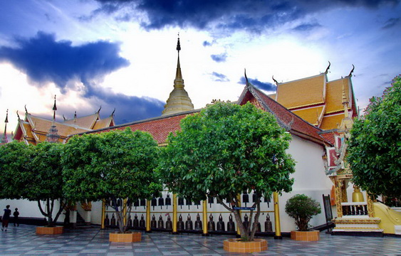 Doi Suthep Pagoda