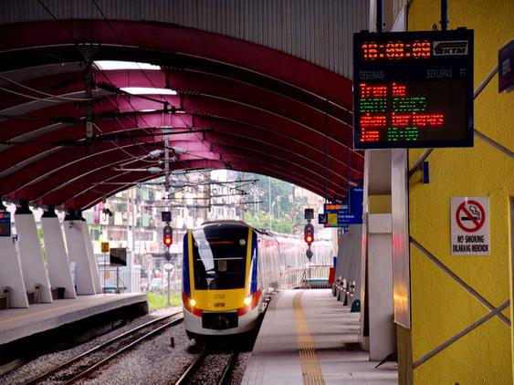 Rapid KL Monorail Line: Chiang Mai to Kuala Lumpur