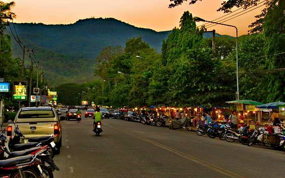 Doi Suthep Road