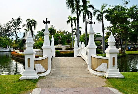 Chiang Mai City Park Path