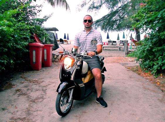 Hua Hin Motorbike