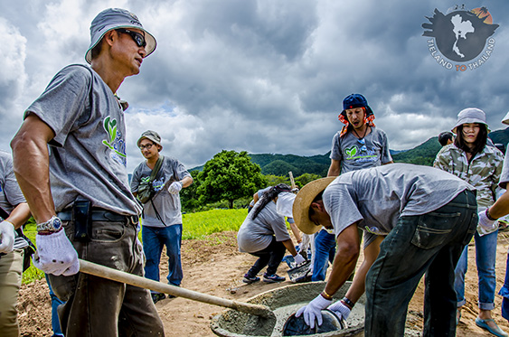 Kui Buri National Park Water Source Volunteers