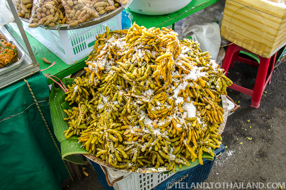 Taling Chan Floating Market Soy Beans