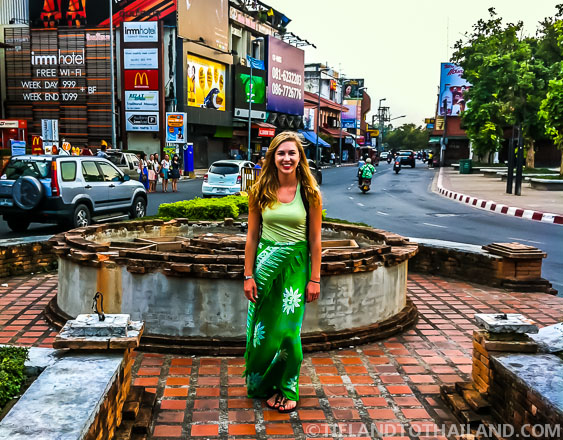 Great First Impression of Chiang Mai