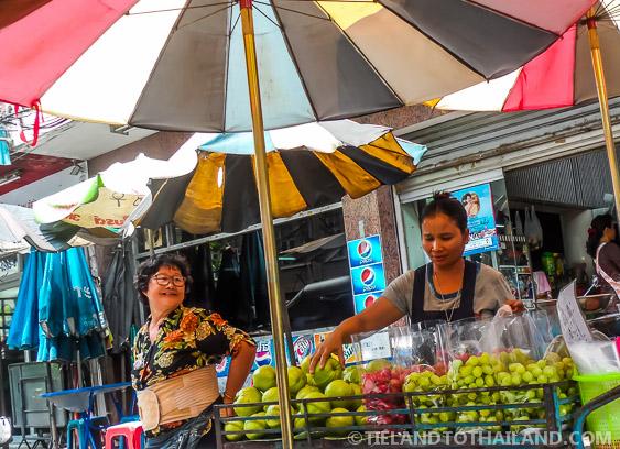 Chiang Mai Food Stalls