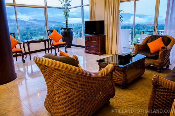 Nakhon Nayok Royal Hills Suite