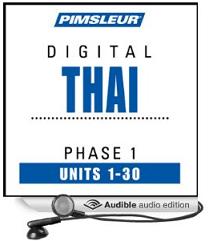 Teach Yourself Thai with Pimsleur