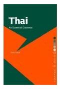 Teach Yourself Thai Grammar