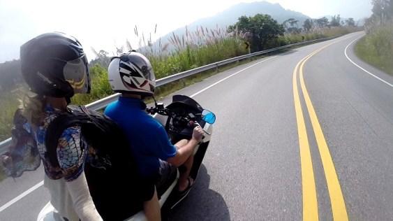 2013 Honda Forza Chiang Mai Thailand