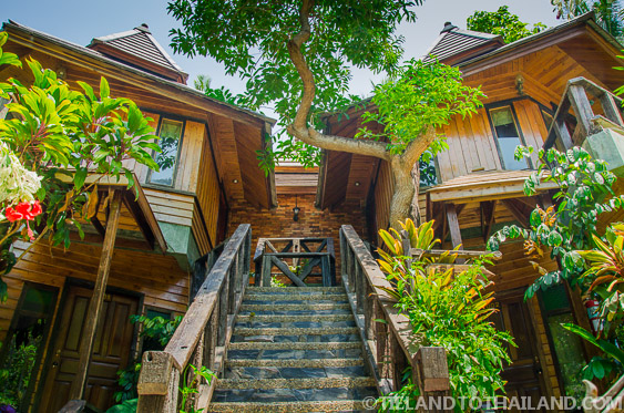 Phu Pha Ao Nang Resort & Spa Bungalows