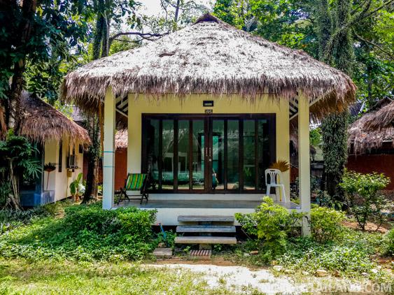 Nature Beach Resort Bungalow