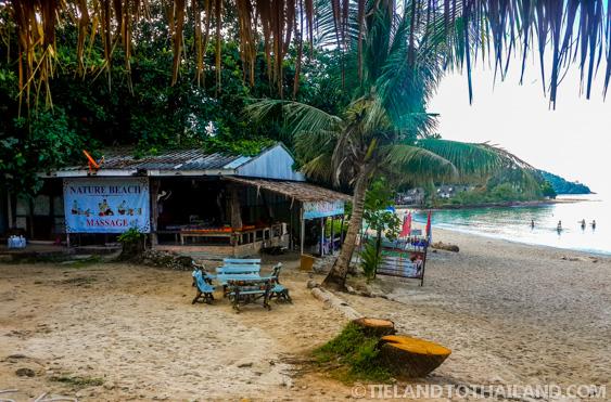Nature Beach Resort Massage Shop